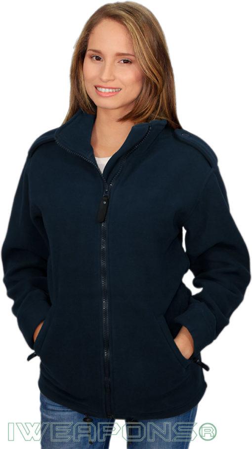 IWEAPONS® Fleece Jacket - Blue
