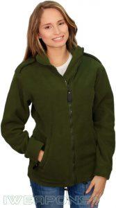 IWEAPONS® Fleece Jacket - Green