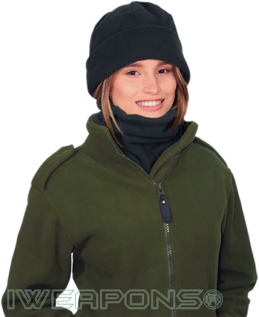 IWEAPONS® Fleece Watch Cap - Black