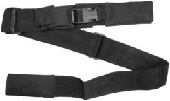 IWEAPONS® IDF 2-Point Extended Rifle Sling - Black