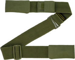 IWEAPONS® IDF 2-Point Rifle Sling Infantry Gun Sling - Green