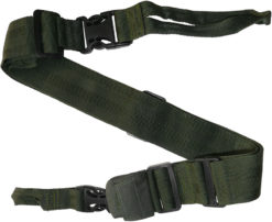 IWEAPONS® IDF 3-Point Rifle Sling for Combat Gear - Green