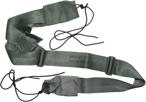 IWEAPONS® IDF2010 2-Point Rifle Sling with Heavy Duty Hooks