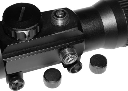 IWEAPONS® Red Dot Sight 2x42mm Sight - 11 Level