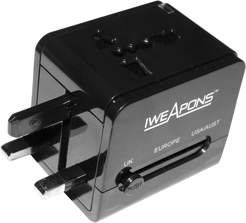 IWEAPONS® Universal Power Adapter