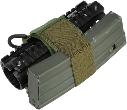 IWEAPONS® Velcro Sling Adapter Magazine Holder for M4 Handguard