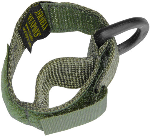 IWEAPONS® Velcro Sling Adapter for AK Style Buttstock - Green