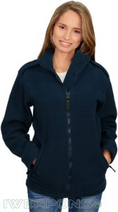 IWEAPONS® Fleece Jacket - Blue