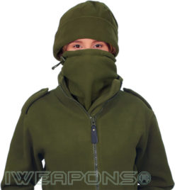 IWEAPONS® Fleece Neck Warmer - Green