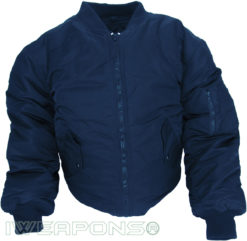IWEAPONS® IAF Flight Jacket Coat - Blue