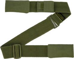 IWEAPONS® IDF 2-Point Rifle Sling Infantry Gun Sling - Green