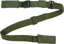 IWEAPONS® IDF 2-Point Rifle Sling Ranger Gun Sling - Green