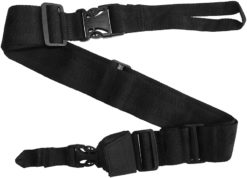IWEAPONS® IDF 3-Point Rifle Sling for Combat Gear - Black