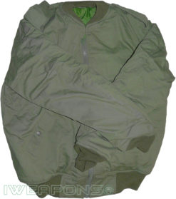 IWEAPONS® IDF Issue Military Dubon Parka