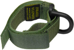 IWEAPONS® Velcro Sling Adapter for M4 Style Buttstock - Green