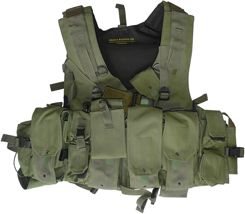 IWEAPONS® IDF Assault Vest