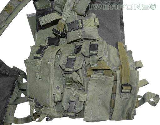 IWEAPONS® IDF Commander Combat Vest