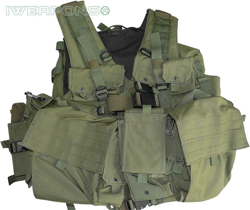 IWEAPONS® IDF Machine Gunner Combat Vest