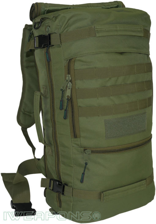 IWEAPONS® Outdoor Military-Style Shoulder Bag / Backpack