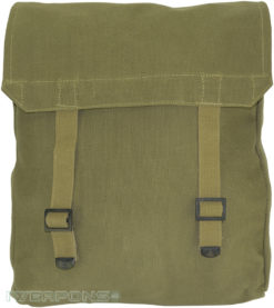 IWEAPONS® IDF Vintage-Style Cotton Canvas Patrol Backpack