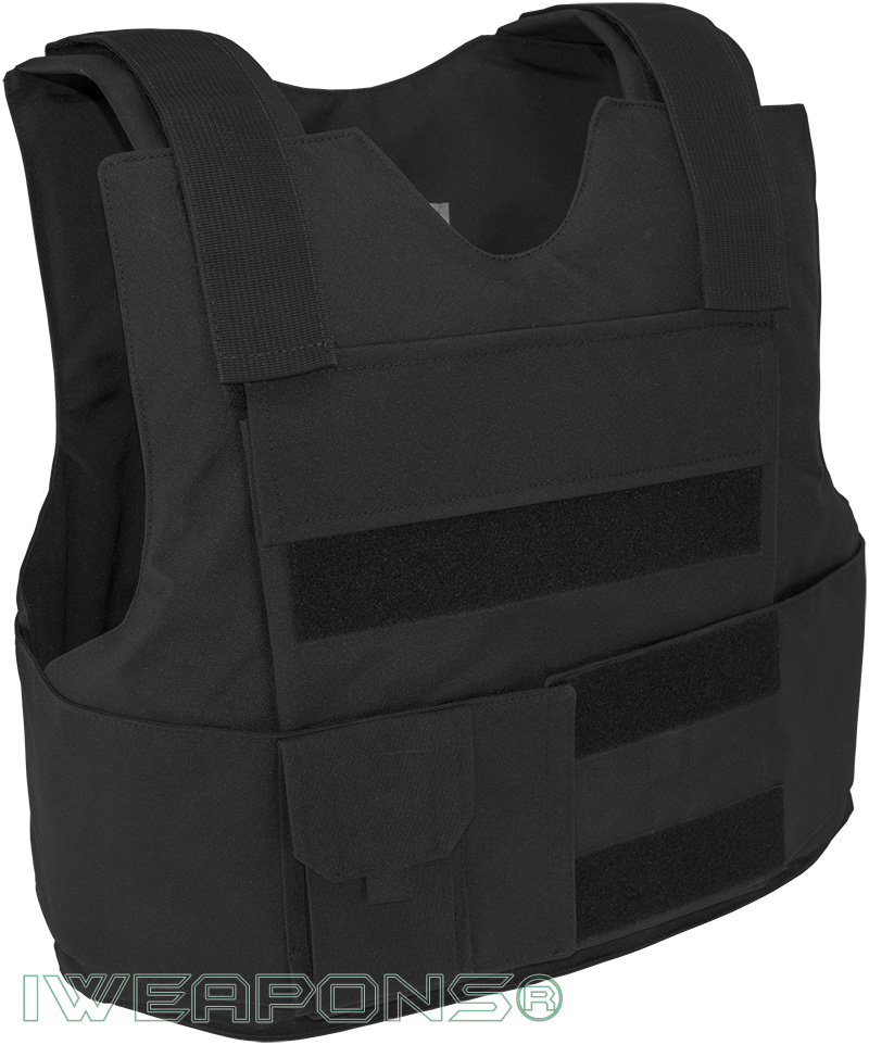 IWEAPONS® Border Patrol Bullet Proof Vest IIIA