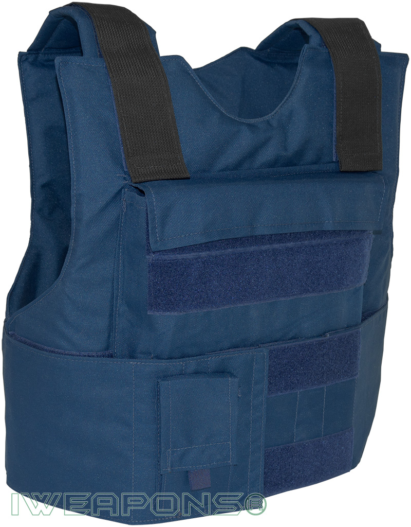 IWEAPONS® Checkpoint Patrol Bullet Proof Vest IIIA