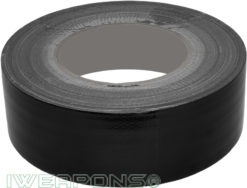 IWEAPONS® Durable Military Grade Black Duct Tape