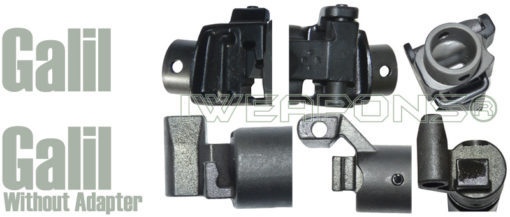 IWEAPONS® Galil Butt Stock Adapters