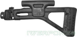 IWEAPONS® Galil Polymer Buttstock with Cheek Rest