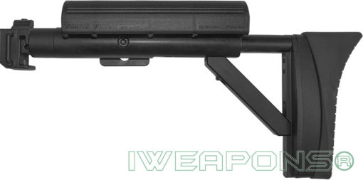 IWEAPONS® Galil Sniper Buttstock with Cheek Rest