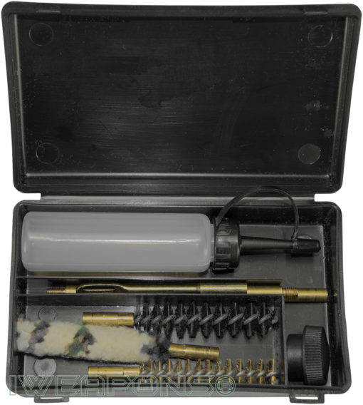 IWEAPONS® Handgun Cleaning Kit