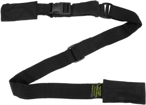 IWEAPONS® IDF 2-Point Rifle Sling Ranger Gun Sling - Black