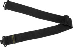 IWEAPONS® IDF Black Military Belt with Metal Buckle