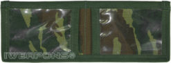 IWEAPONS® IDF Military Mini Wallet - Woodland