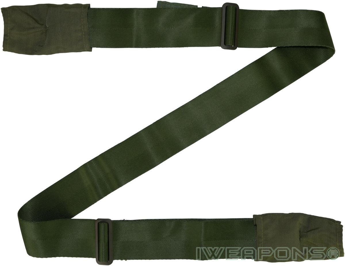 IWEAPONS® IDF Sayeret 2-Point Heavy-Duty Rifle Sling