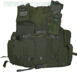 IWEAPONS® IDF Sayeret Combatant Vest