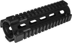 IWEAPONS® M4 Aluminum Picatinny Quad Rail Handguard