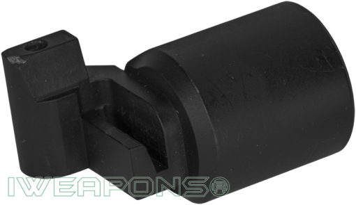 IWEAPONS® M4 Buffer Tube Folding Adapter for Micro Galil
