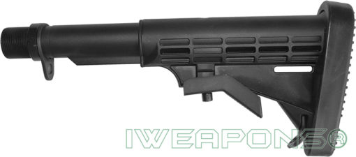 IWEAPONS® M4 Buttstock with Buffer Tube