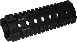 IWEAPONS® M4 Delta Aluminum Picatinny Quad Rail Handguard