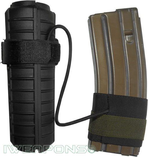 IWEAPONS® Magazine Security Band with Attachment Cord