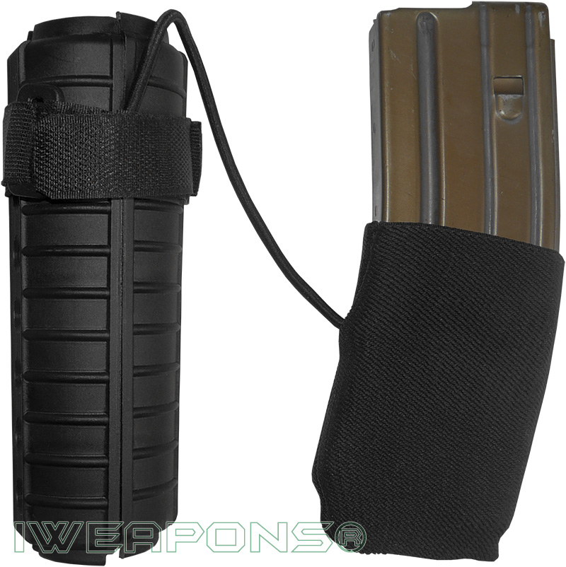 IWEAPONS® Magazine Security Pouch with Attachment Cord