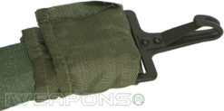 IWEAPONS® Metal Steel Hook of IDF Heavy-Duty Rifle Slings