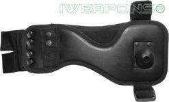 IWEAPONS® Mini Micro Uzi Drop Leg Holster with Double Mag Pouch