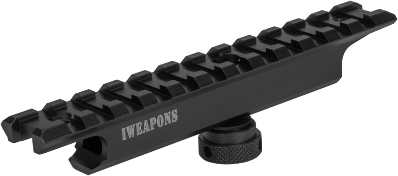 IWEAPONS® Picatinny Carry Handle Rail Mount Base for AR-15