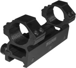 IWEAPONS® Picatinny Double Ring 1inch 25mm Scope Mount