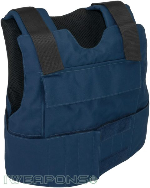 IWEAPONS® Police Protective Bullet Proof Vest IIIA
