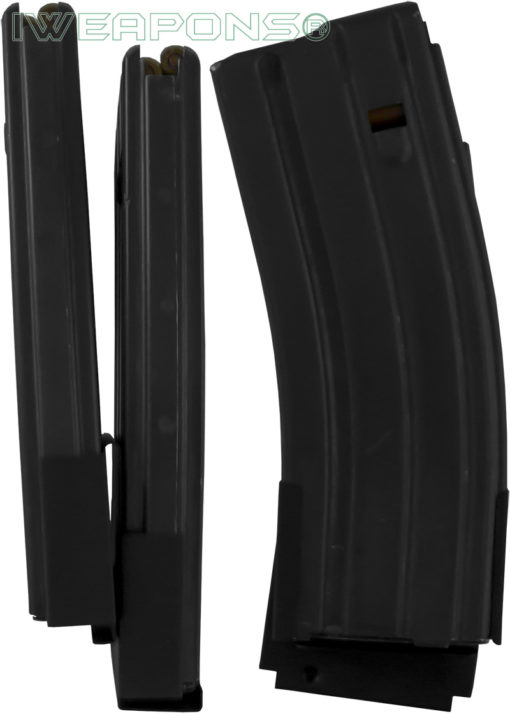 IWEAPONS® Steel Magazine Coupler for M4 M16 AR-15