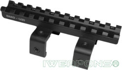 IWEAPONS® Uzi Picatinny Rail Sight Mount
