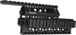 IWEAPONS® AK47 Handguard Aluminum Picatinny Quad Rail